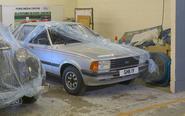 Ford Cortina Crusader - static front