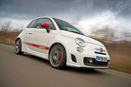 Abarth 500 - Front 3/4