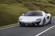McLaren 570GT - Autocar's favourite cars of the year