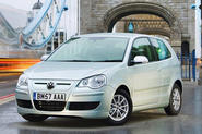 Volkswagen Polo - static front