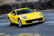Ferrari 812 Superfast 2018 UK review