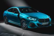 BMW 2 Series Gran Coupé studio reveal - front