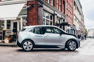 Car Sharing schemes - Drivenow BMW i3