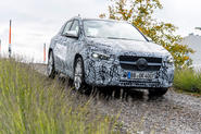 Mercedes-Benz GLA prototype ride 2019 - hero front