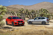 BMW X3M and X4M official press - static 1