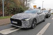 New Mazda 3 spied for first time ahead of LA show debut