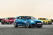 Audi A3 family 2020