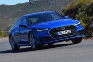 Audi A7 Sportback 55 TFSI S line 2018 review