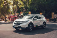 The new Honda CR-V hybrid comes with an innovative fuel-efficient powertrain