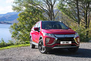 Mitsubishi's family-friendly mid-size SUV is great for long road trips and off-road driving