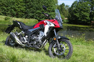 The new Honda CB500X is an even more practical and rider-friendly take on Honda's world-conquering formula