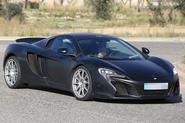 McLaren 675LT spy pictures
