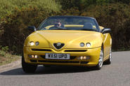 Used car buying guide: Alfa Romeo Spider