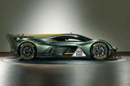 AM-RB 001 racing render