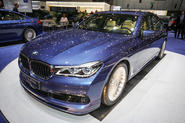 Alpina B7 2016 Goodwood Festival of Speed