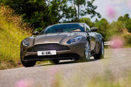 Aston Martin records profit for fifth consecutive quarter