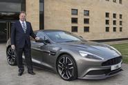 Aston Martin share price