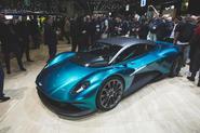 2019 Geneva motor show - Aston Martin Vanquish Vision