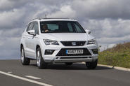 Seat Ateca 2.0 TSI 190 FR 2018 review