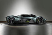 Comment: The Aston Martin AM-RB 001 is practically a racing car
