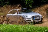 Audi A4 Allroad 3.0 TDI quattro 272