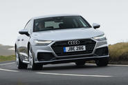 Audi A7 Sportback 50 TDI 2018 UK review
