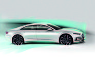 Audi E-tron GT sports saloon to get 'power focus'