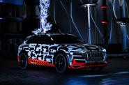 Audi E-tron to charge faster than Tesla Supercharger network