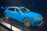 Audi E-tron: brand's first full electric model to cost £70,805