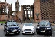 UK's largest autonomous car trial moves onto public roads