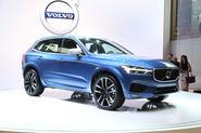 2017 Volvo XC60 set to take on Jaguar F-Pace