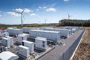 BMW i3 batteries used in National Grid storage facility