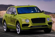 Bentley Bentayga Pikes Peak car to make record attempt this weekend