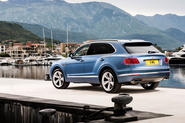 Bentley plug-in hybrid SUV