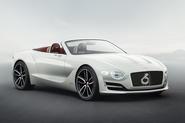 Bentley EXP12 Speed 6e electric sports car concept