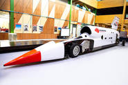 Bloodhound ready for South Africa test