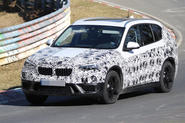 New BMW X1 spotted - latest spy pictures