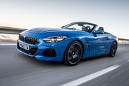 BMW Z4 sDrive20i 2019 first drive review - hero front