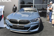 2018 BMW 8 Series revealed at Le Mans