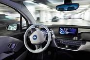 BMW autonomous