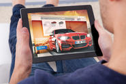 New BMW online ordering system