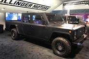 Bollinger B1 electric SUV