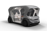 Bosch reveals self-driving shuttle concept ahead of CES debut