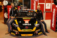 2017 Honda Civic Type R BTCC racer revealed with striking new livery