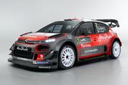 Citroen C3 WRC revealed ahead of 2017 World Rally Championship