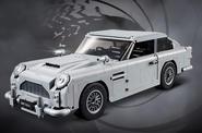 Lego James Bond Aston Martin DB5 Goldfinger