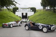 Caterham reveals Seven Supersprint at Goodwood Revival