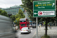 City of London sets aim to be UK's first zero emission zone