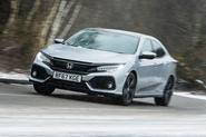 Honda Civic 1.6i DTEC EX 2018 UK review