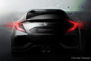 Honda Civic teaser
